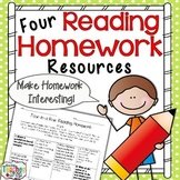 Reading Homework for Fiction and Nonfiction