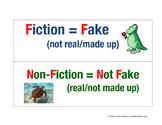 Fiction/Non-Fiction Reminder