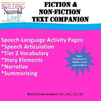 Fiction & Non-Fiction Text Companion