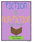 Fiction & Non-Fiction Unit Study