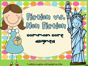 #2fortuesday Fiction / Non Fiction and Text Evidence Bundled