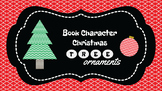 Fiction/Nonfiction Book Character Christmas Tree Ornaments