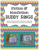 Fiction & Nonfiction Buddy Rings - Before, During, & After
