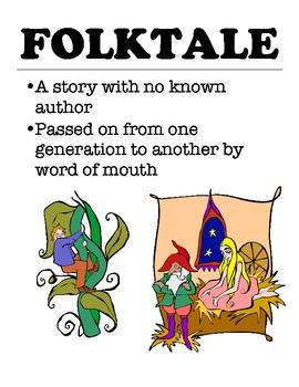 Fiction & Nonfiction Genre Posters