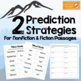 Fiction & Nonfiction Predicting Strategies
