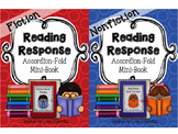 Fiction & Nonfiction Reading Responses ~ Accordion-Fold Mini-Books