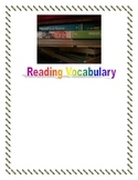 Fiction, Nonfiction, and Drama Vocabulary