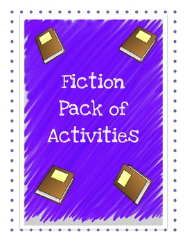 Fiction Pack (Characters and Setting)