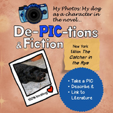 Fiction & Photos: DePICtions & Fiction: The Catcher in the Rye