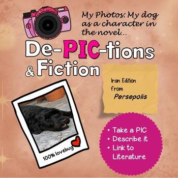 Fiction & Photos: DePICtions & Persepolis