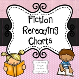 Fiction Reading Charts: Increase Stamina and Comprehension
