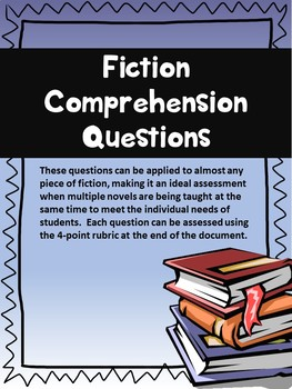 Fiction - Reading Comprehension