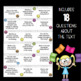 Fiction Reading Comprehension Game