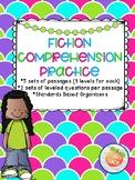 Fiction Reading Comprehension Passages