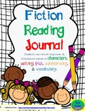 Fiction Reading Journal
