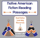 Fiction Reading Passages: Modern Native American Life