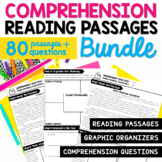 Fiction Reading Passages with Comprehension Questions Bund