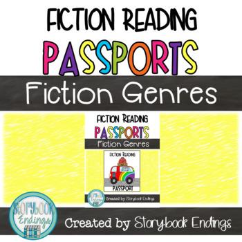 Fiction Reading Passport