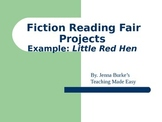 Fiction Reading Fair Project
