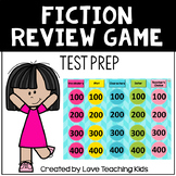Fiction Test Prep Review Game