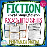 Fiction Reading Comprehension Passages | Distance Learning