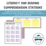 Fiction Reading Stations