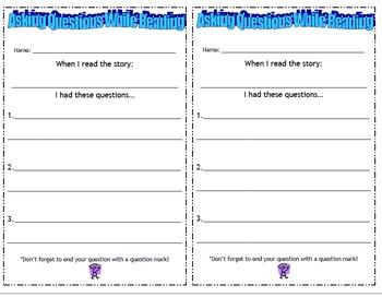 Fiction Response Pack