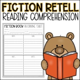 Fiction Retell Comprehension Page