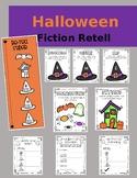 Fiction Retell - Halloween Themed