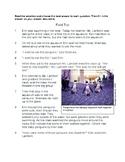 Fiction STAAR Passage - Field Trip