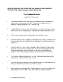 Fiction STAAR Passage- The Treasure Hunt