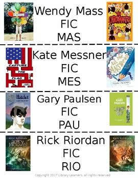 Fiction Scavenger Hunt for Fifth Grade Readers: Editable Version