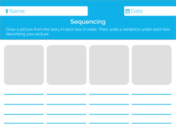 Fiction Sequencing