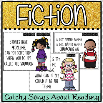 Fiction Song Poems