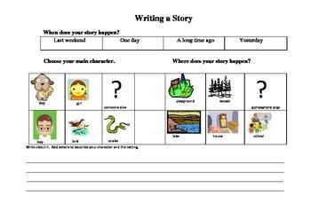 Fiction Story Maker