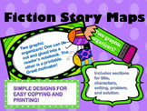 Two Fiction Story Maps