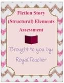 Fiction Story (Structural) Elements Quiz