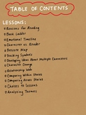Fiction Strategies for Reading Workshop