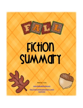 Fiction Summary Foldable Worksheet Someone Wanted But So Then