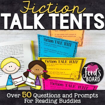 Over 50 Reading Response Questions and Prompts - Fiction