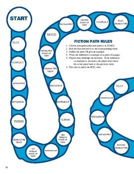 Fiction Vocabulary Path