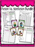 Fiction Vs. Nonfiction Bundle!!
