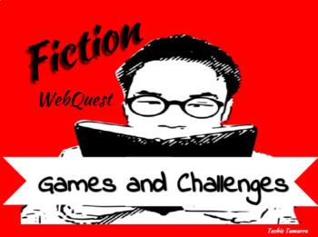 Fiction WebQuest