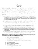 Fiction Workshop + Reading Comprehension Workshops and Test