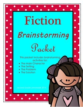 Fiction Writing: Brainstorming pack
