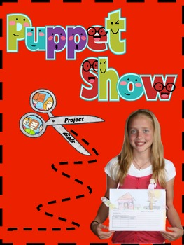 Fiction Writing: Puppet Show Storyteller