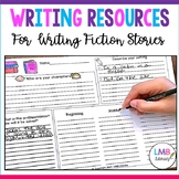 Writing Resources: *Fiction* Graphic Organizers, Prompts,
