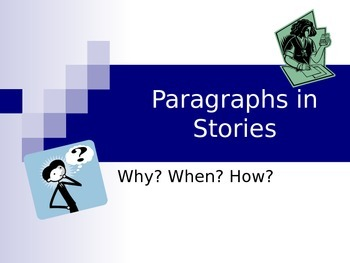 Fiction Writing: When Do I Add a New Paragraph?