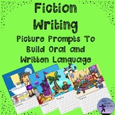 Fiction Writing with Picture Prompt