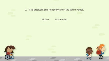Fiction and Non Fiction